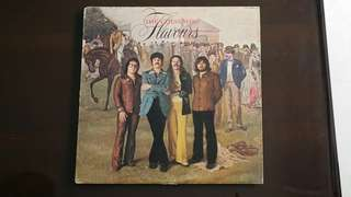 GUESS WHO . flavour (CANADIAN BAND)  Vinyl record