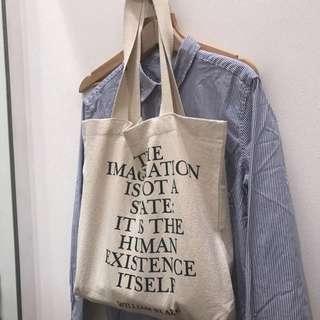 2018 Korean new style canvas bag