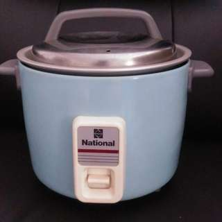 Used working condition National rice cooker 0.6L