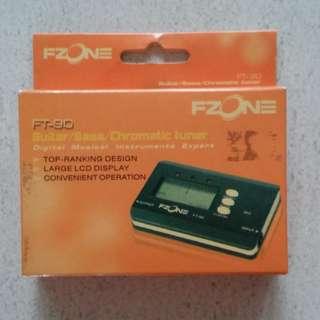 Fzone FT-90 Chromatic Tuner (guitar/bass)