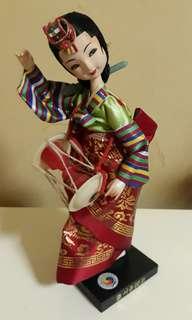 Korean Traditional Dolls