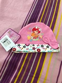 Strawberry Shortcake baby cap