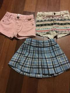 Skirts & Shorts Bundle