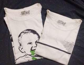 BUNDLE sale‼️ Artwork Study and Baby Shirts