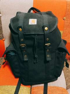 Carhartt backpack navy montbell Gregory