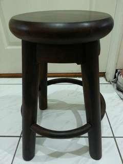 🚚 柚木實木椅