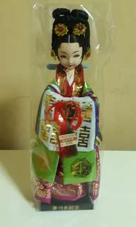 Korean Traditional Doll