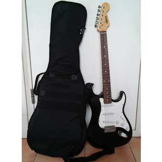 Electric Guitar (Strap + Bag included)