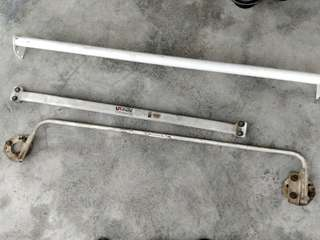 Ultra Racing (UR) Bars Swift ZC21/31S