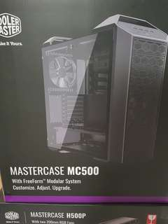 Coolermaster MC500 Modular Case