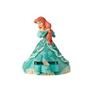Disney Traditions 美人魚 Ariel with Shell Charm 2018