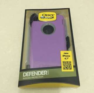 BN 100% Authentic Otterbox Defender (Purple)
