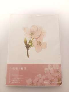 Sakura Notebook