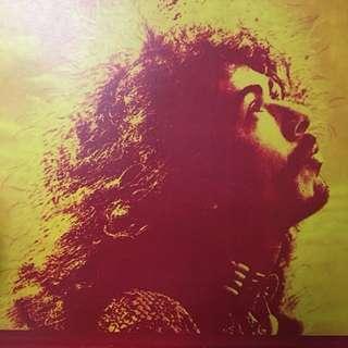 Santana vinyl record Lp