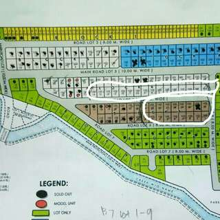 Roseville subd Dasma Bayan Lot only