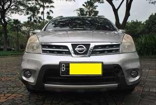 Nissan Livina X-Gear AT 2013