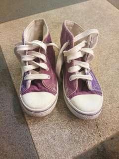 Sepatu frozen disney
