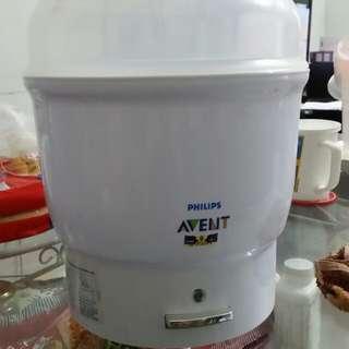 Avent electric steriliser