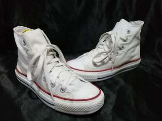 ORIGINAL CONVERSE  10/10  SZ US 35/22CM  NO ISSUE  NO STAIN