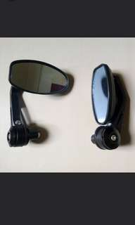 Bar side mirror. Naza blade