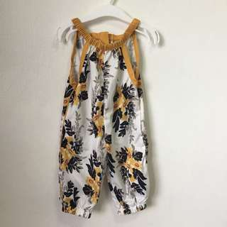 Washed but never used Romper