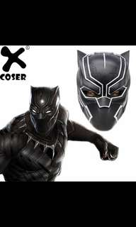 Black Panther helmet 1:1