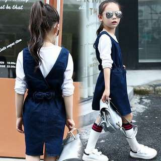 2 in 1 Kids Dress - COD
