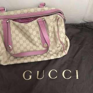 Gucci 手袋(可自由出價)