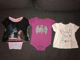 Peter Alexander, Batman & Zara baby apparel
