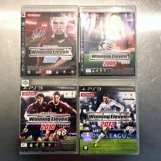 PS3 Winning Eleven Collection #sellmygames