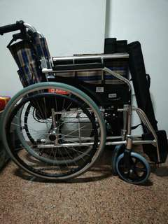 One week old guardian wheelchair