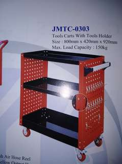Tool carts with Tools holder