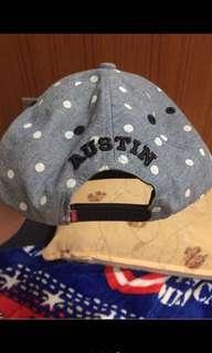 H&M購入點點帽