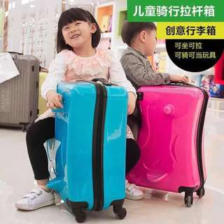*PO* Children's Trojans luggage