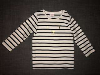 Seed Baby Girl Jersey Dress 6-12 months