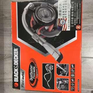 Blacker & Decker flexi auto 汽車吸塵機