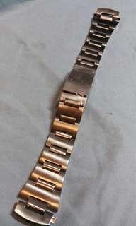 Seiko 全新原廠鋼錶帶