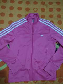 Authentic Adidas Track Jacket