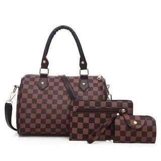 Bag set promo