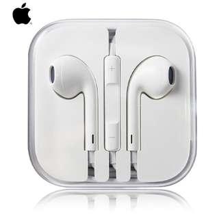 Orignal Apple EarPods Lightning Connector