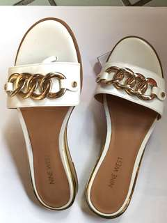 🚚 NINE WEST涼鞋