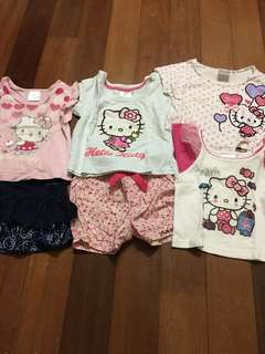 Hello Kitty Set Bundles