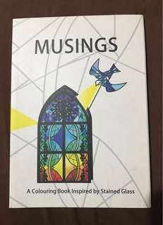 Musings Coloring Book