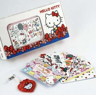 Hello Kitty Ezlink Card - classic