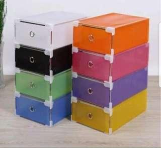 Stackable Shoe Box