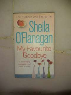 My favourite goodbye by shelia o'flanagan