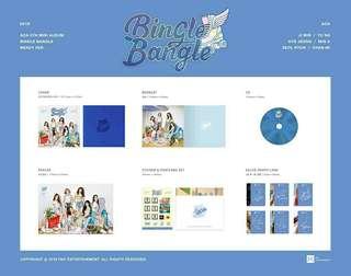 AOA-Bingle Bangle [5th Mini Album]