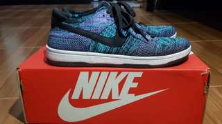 Nike Dunk Flyknit Grape