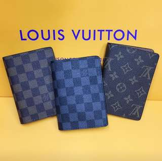 LV Passport Holder