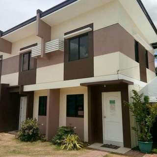 Complete turn over townhouse  with sola panel